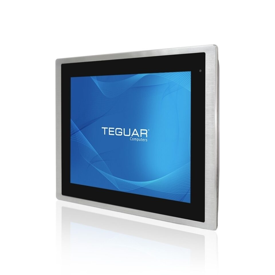 """12"""" Stainless Steel Panel PC 