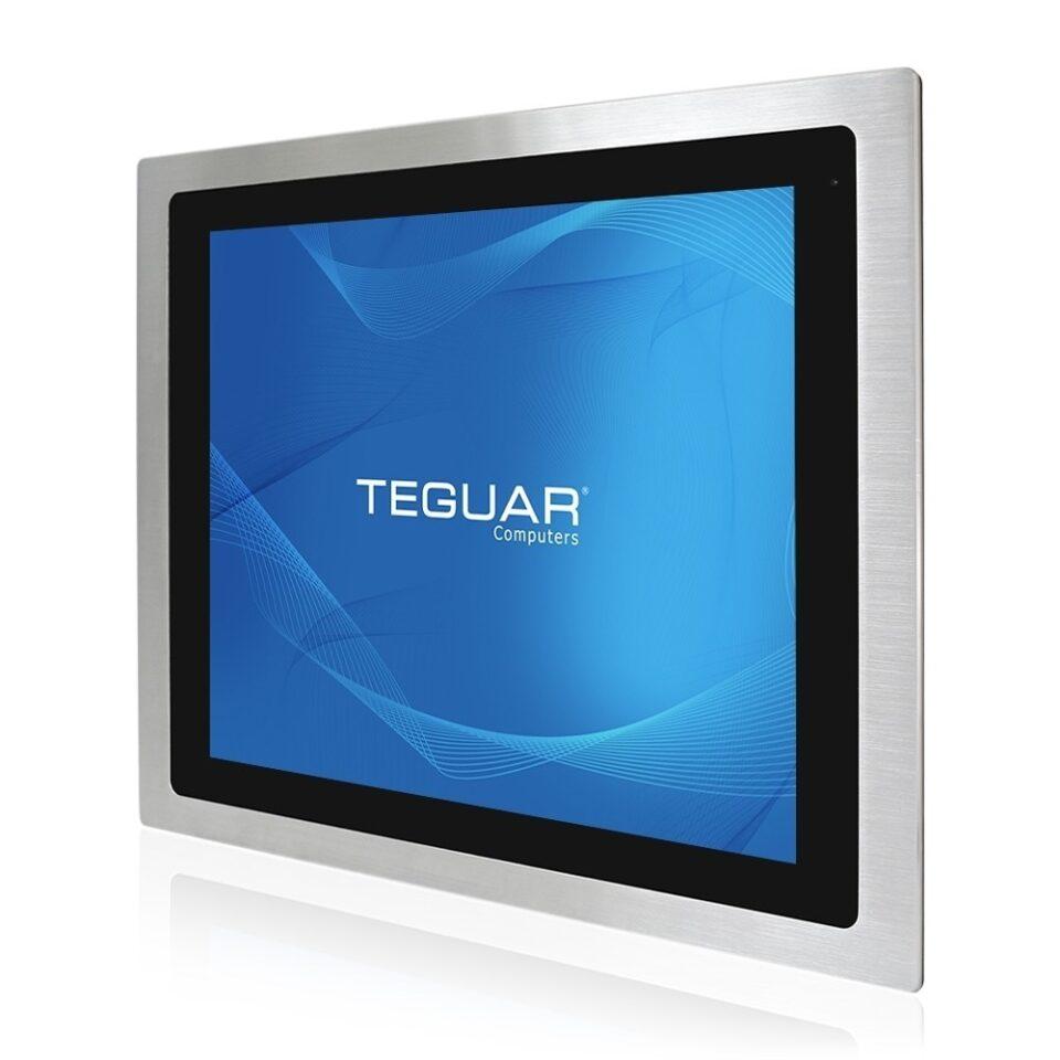 "17"" Industrial Touchscreen PC   TSP-5045-17"