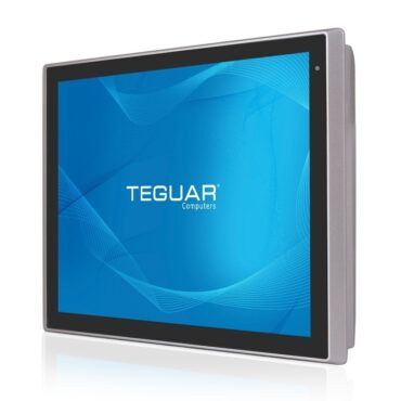 "19"" Touchscreen Industrial PC 