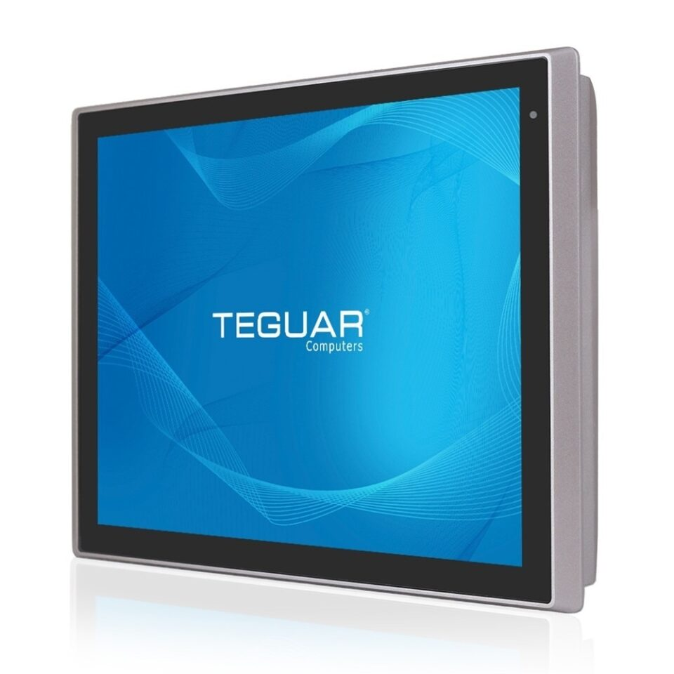 """19"""" Touchscreen Industrial PC 