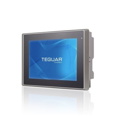 "7"" Industrial Touchscreen Monitor 