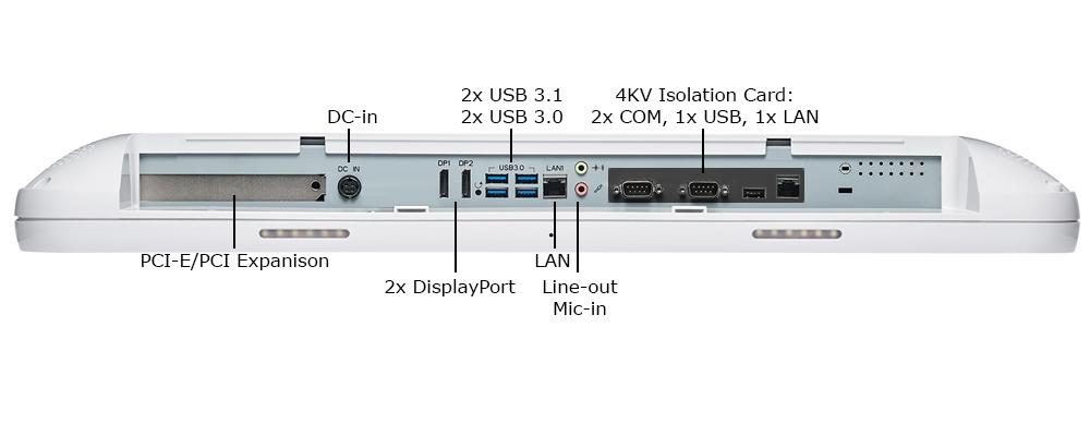 TM-5010-24 with 4KV Isolation
