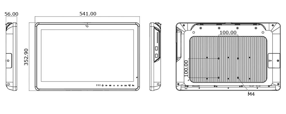 TM-5510-22 Drawing