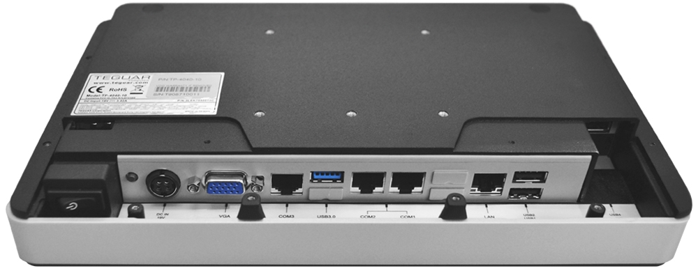 TP-4040-10 Inputs/Outputs