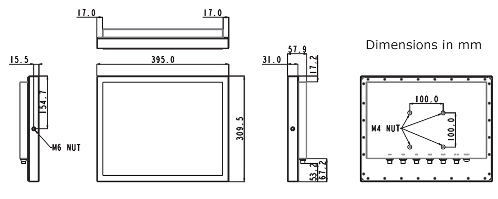TP-5010-15 Technical Drawing