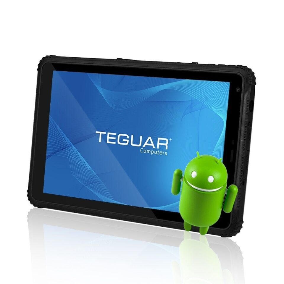 """8"""" Rugged Android Tablet 