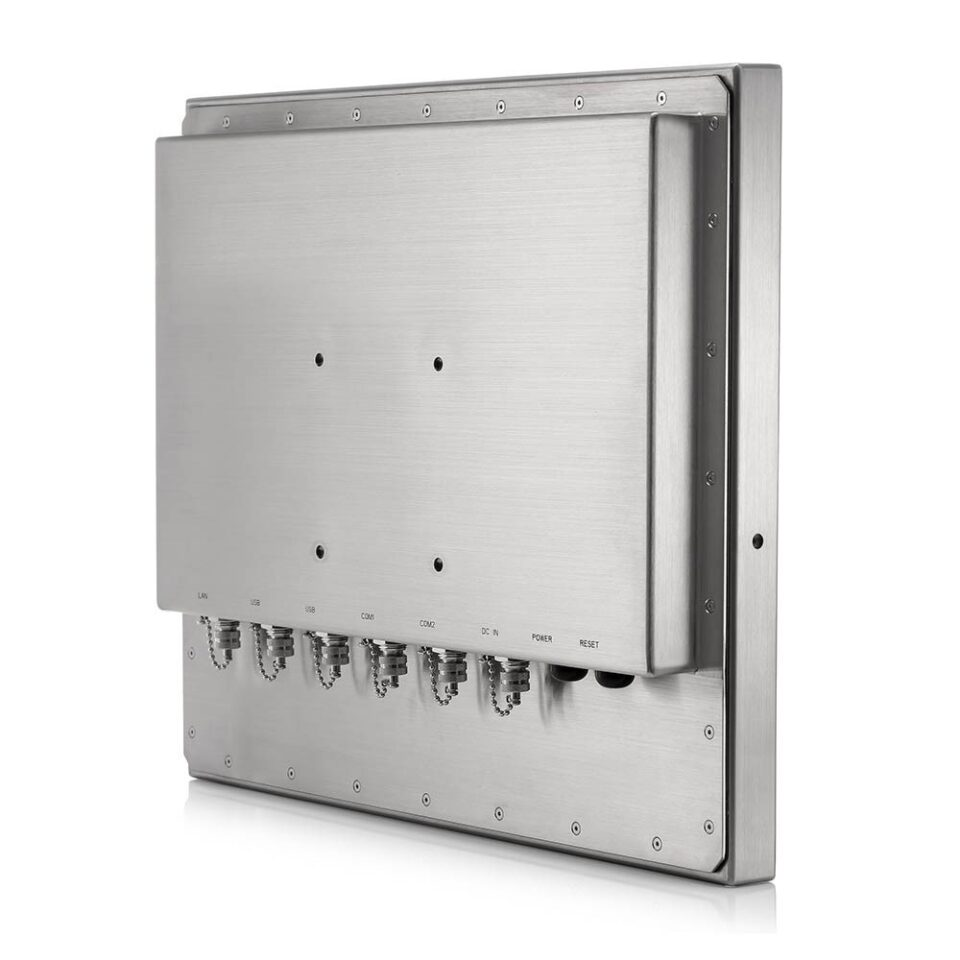 """15"""" Stainless Steel PC 