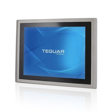 "15"" Industrial Touchscreen Monitor 