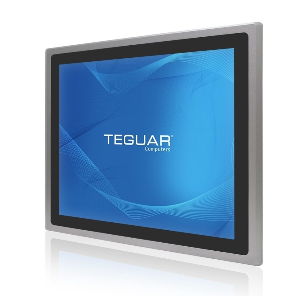 """17"""" Industrial Touchscreen Monitor 