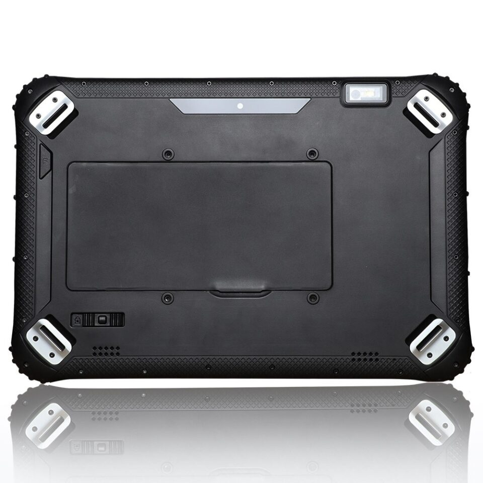 TRT-4380-12 rugged tablet back