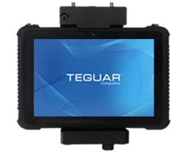 Teguar rugged tablet with 10 inch screen