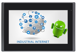 Android computer being used for an IIoT
