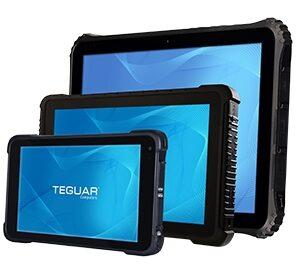 Teguar TRT-Q5380 series of rugged tablets