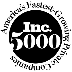 Inc. 5000 - America's Fastest-Growing Private Companies