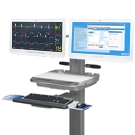 Teguar TM-5010-22 and TMD-10-22 medical cart displays