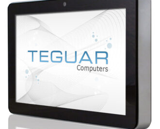 Teguar TP-2040-10 industrial all-in-one touchscreen PC