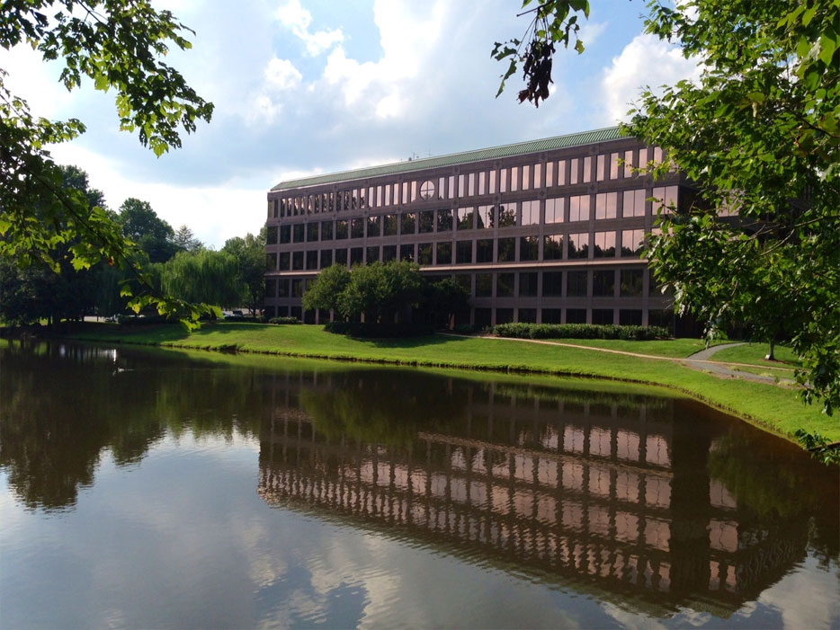 Office of Teguar Computers in Charlotte NC