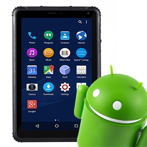 Android handheld device