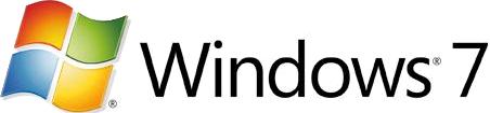 Windows 7 horizontal logo